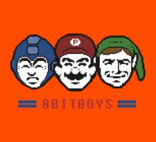 8-Bit Boys by PengewApparel