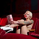 Popcorn & a Movie by Nvision Ink