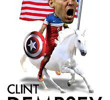 Clint Dempsey by mijumi