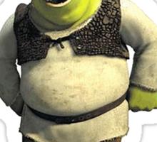Shrek is love, shrek is life Sticker