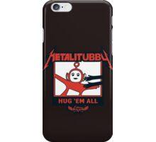 Melalitubby: Hug Em' All iPhone Case/Skin