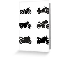 History of BMW Greeting Card