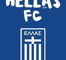 Greece HELLAS FC by finnllow