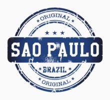 Sao Paulo by dejava
