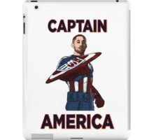 Captain America Clint Dempsey US Men's National Soccer Team iPad Case/Skin