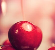 Sweet Red Cherry by alyphoto