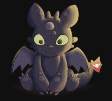 Little Dragon Plush Kids Clothes