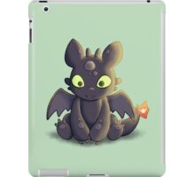 Little Dragon Plush iPad Case/Skin