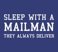 Sleep with a Mailman by scheme710