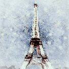 Eiffel Tower by Shanina Conway