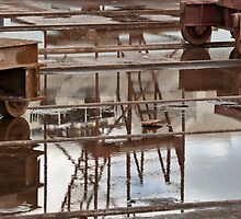 Wet in the dry-dock by awefaul