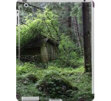 27.6.2014: Forgotten Sauna iPad Case/Skin