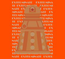 Exterminate Orange by Saintsecond