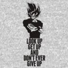 Don't Ever Give Up by skilfulstarship
