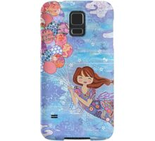 Fly High no. 1 Samsung Galaxy Case/Skin