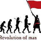 Revolution of Man by Jamie Candlin