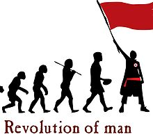 Revolution of Man by Jamie Candlin