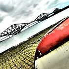Forth Rail Bridge  by ©The Creative  Minds