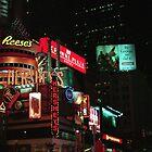 Times Square by Louise Bichan