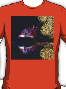 Anyone for coal on the oxford canal T-Shirt