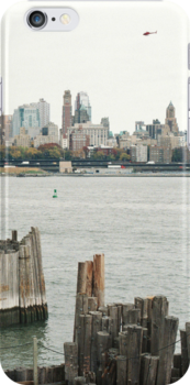 NYC by Louise Bichan