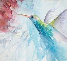 Hummingbird by Anita Murphy