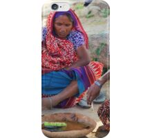 Sarnath Ladies iPhone Case/Skin