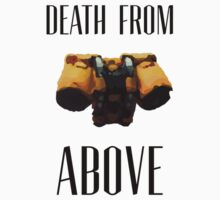 Assault Space Marine - Death from Above by WrathHammer