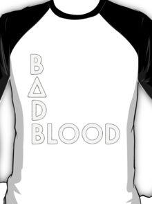 Bastille - Bad Blood #2 T-Shirt