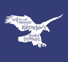 Wit Beyond Measure Is A Ravenclaw's Greatest Treasure by hollycenations