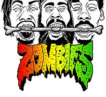Flatbush Zombies T shirt by tuyul