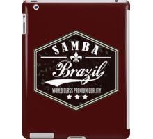 Samba Brazil iPad Case/Skin