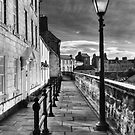 Along The Walls by Chris Tait