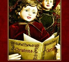 Vintage Christmas Carols by Doreen Erhardt