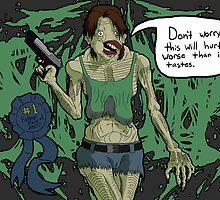 How To Draw Really Good Lara Croft by Tantidar