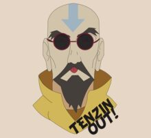 Tenzin Out by Brittany  Collins