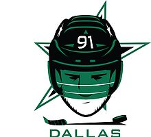 Dallas Hockey T-Shirt by pcstuff