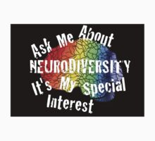 Ask me about Neurodiversity... by EWAutismLibrary
