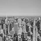 Empire State Building by rkteck
