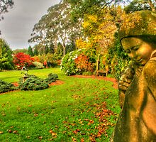 Garden of Motherly Love by Michael Matthews