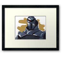Cylon Framed Print