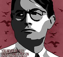 Atticus Finch by sdbros