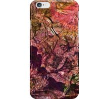 Alchemical Fire - Salamander iPhone Case/Skin