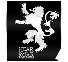 Game of Thrones - House Lannister Poster