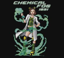 Chemical Fog -with Logo by Ryan Wilton