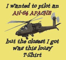 AH-64 Humour by Mil Merchant