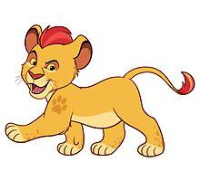 New Lion Guardian by pyxelexia