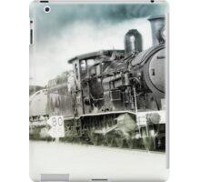 Full steam ahead iPad Case/Skin