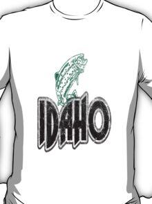 FISH IDAHO VINTAGE LOGO T-Shirt