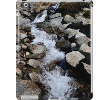River Andorra La Vella iPad Case/Skin